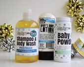 Baby Shampoo and Body Wash gentle and vegan