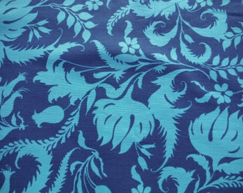 Amy Butler Lark Ivy Bloom in Cobalt FQ Fat Quarter