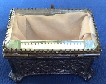 FRENCH Trinket box...c 1900