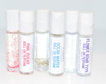 Roll on Perfume