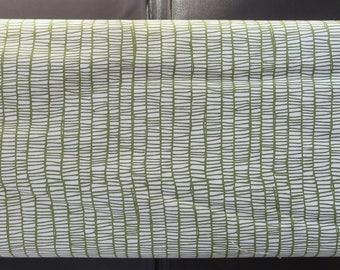 Moda - Merrily Weave Holly 48215 13 - Gingiber Seasonal Winter Weave Dark Green