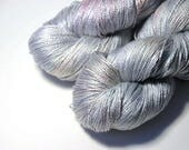 Pure Silk MERIDIAN - 110g - Victorian Picnic Series - Picnic under the Moon g