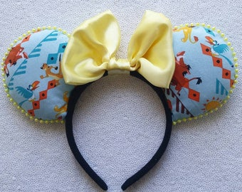 The Lion King minnie ears