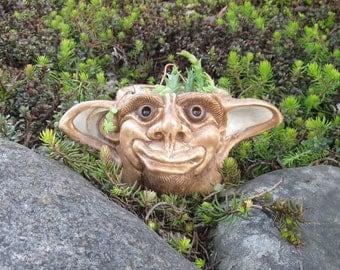 Gargoyle MUD Pi Pothead mini planter