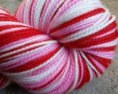 Preorder 3 Stripe Candy Cane Kisses onTwist Plus Base
