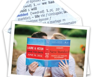 Dictionary Definition Save the Dates