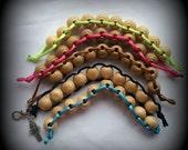 Wooden Good Deed Beads - Sacrifice Beads