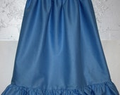 Pioneer Skirt Size  3 to Adult    Made in a lot of different colors