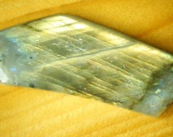 Bi Color Labradorite   Gemstone Cabochon 11359