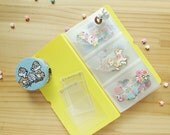 Planner sticker folder, sticker collection