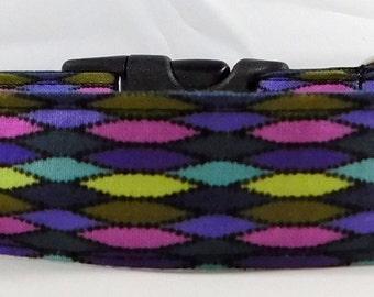 Dog Collar, Martingale Collar, Cat Collar - All Sizes -  Sea Waves