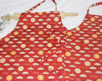Pies Mother Daughter Aprons