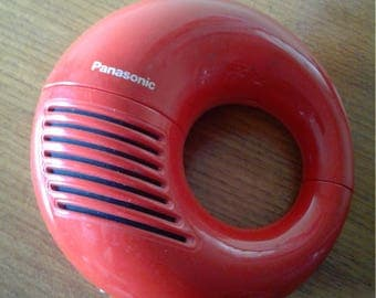 Vintage Panasonic Toot A Loop Portable Radio