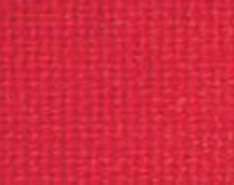 Cross Stitch Aida Fabric 18 Count Christmas Red Cross Stitch Aida from Permin of Copenhagen, Permin Fabric