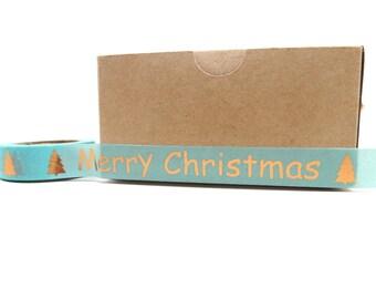 Christmas Washi Tape, Holiday Washi Tape