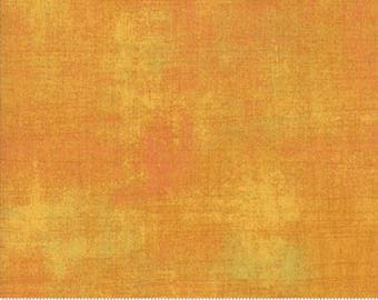 Fabric by the Yard- Grunge Basics in Butterscotch- by Basic Grey for Moda