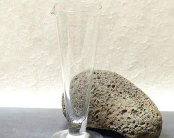 Vintage Mid Century Medince Cup Chemistry Beaker