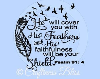 Bible Cover Decal Etsy - Bible verse custom vinyl decals for car