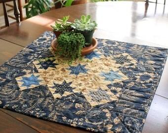 Eliza's Stars Petite Quilt