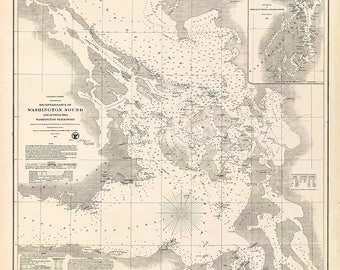 Washington Sound – 1862
