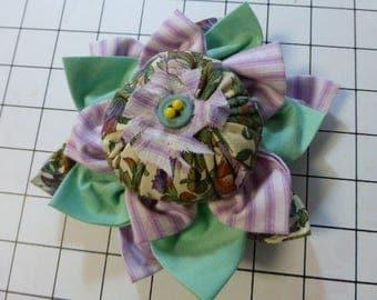 flower pin cushion  CLEARANCE