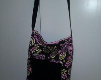 Fresh, Colorful Crossbody Bag