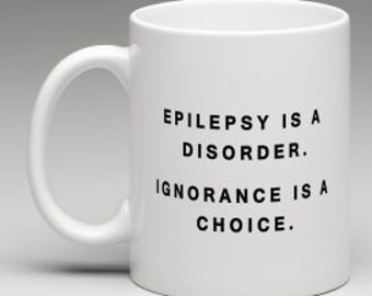 Epilepsy Awareness Mug