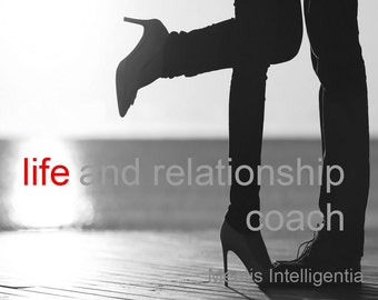 RELATIONSHIP LIFE COACHING Readings and Advice  - Email with Pdf