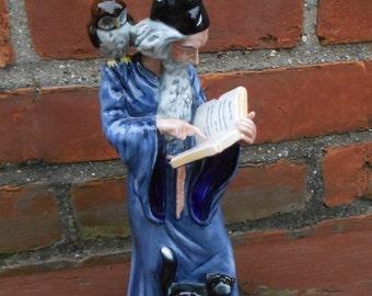 Vintage Royal Doulton Wizard Figurine 1978