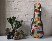 Concert ukulele case - The pineapple (Ready to ship)