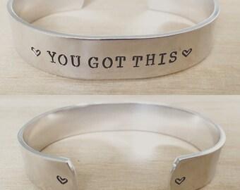 You got this...cuff bangle