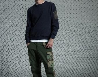 M-51 BDU trousers ( Camo Green )