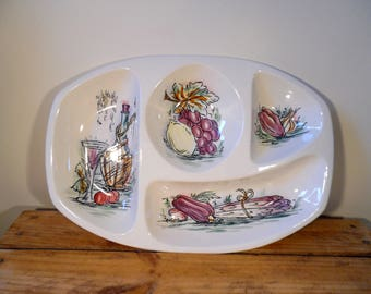 Beswick 1960's Hors d'oeuvres dish.