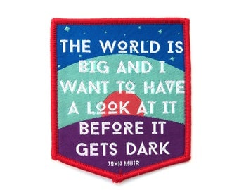 The World is Big -- Patch