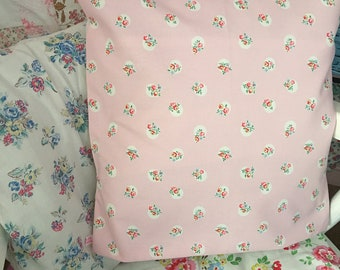 Cath kidston pink floral spot  fabric cushion/pillow cover decorative cushion cover in cath kidston  fabric
