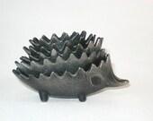 Walter Bosse Hagenaur Style Stacking Nesting Hedgehogs Ashtrays Graduated Set of 5