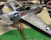 Mustang fighter plane,ww ll, downed plane, Air Force,classicwrecks