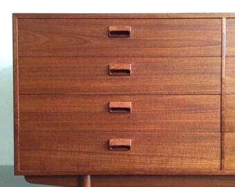 Danish Modern Borge Mogensen Teak Dresser