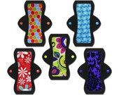 "Cloth Pantyliners (8"" Light - Set of 5)"