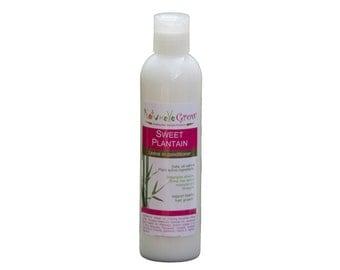 Sweet Plantain Leave In Hair Conditioner Scalp Treatment NaturelleGrow