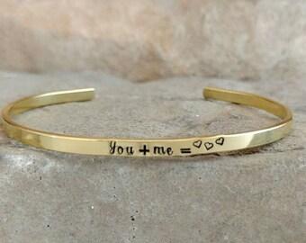 Mom Bracelet - New Mom Gift - Mother Bracelet - Anniversary Gift - Wife Christmas Gift - Mom Christmas Gift - Mother Jewelry - Wife Bracelet