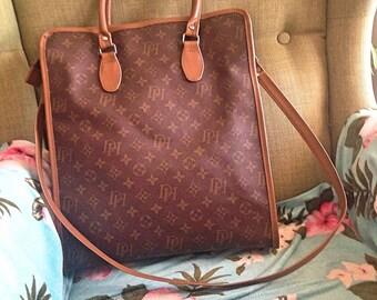 Tote shopper Louis Vuitton style inspiration bag
