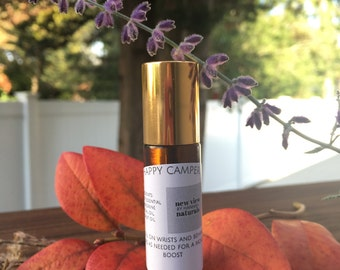 Happy Camper- 100% Natural Essential Oil roll on