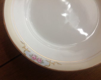 "Noritake The Celtic Bread and Butter Plates 6 /12"" in Diameter Made in Japan in the 1920s"