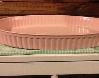 Royal  Haeger Pink Pottery Dish