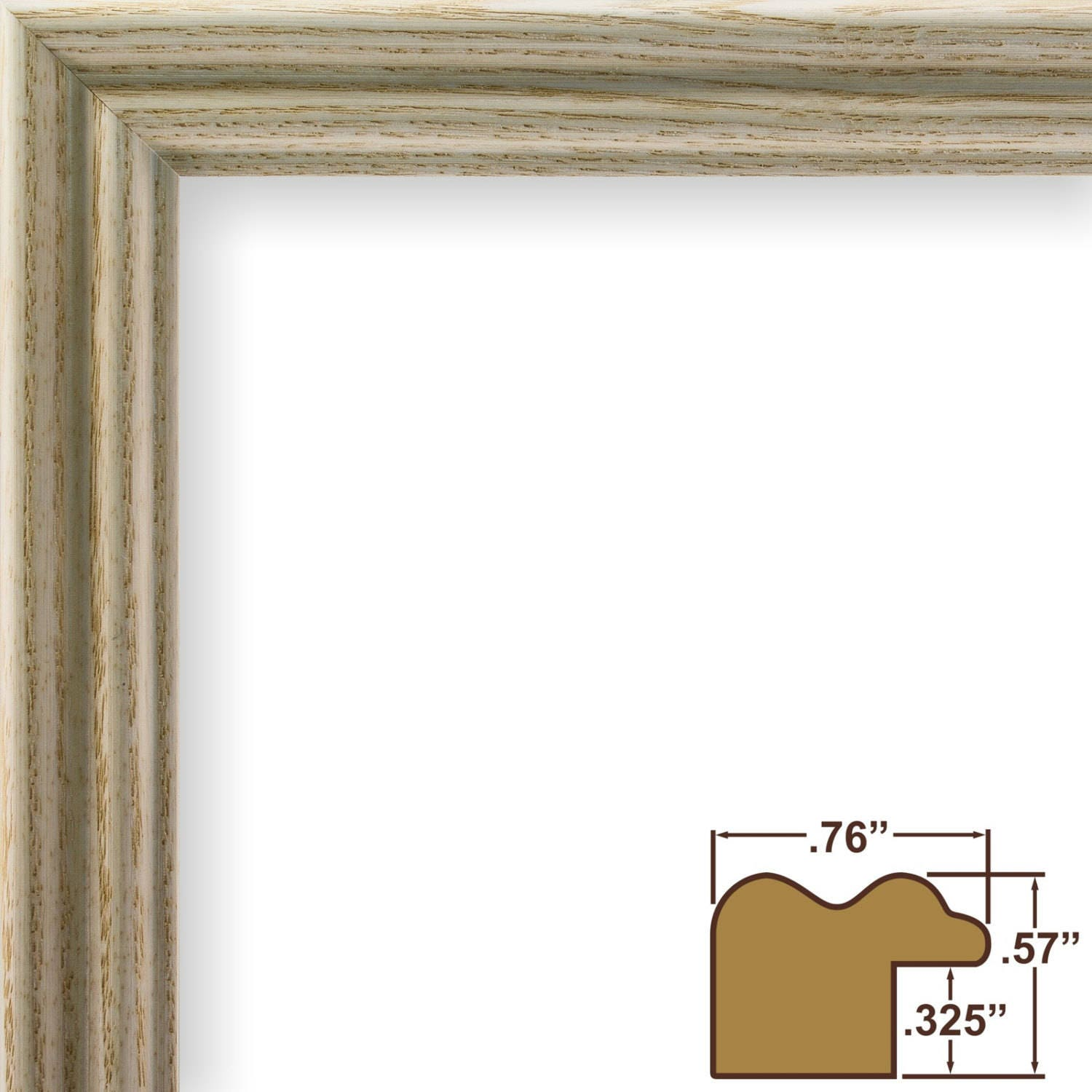 Craig frames 20x20 inch whitewash picture frame wiltshire 200 sold by craigframes jeuxipadfo Image collections