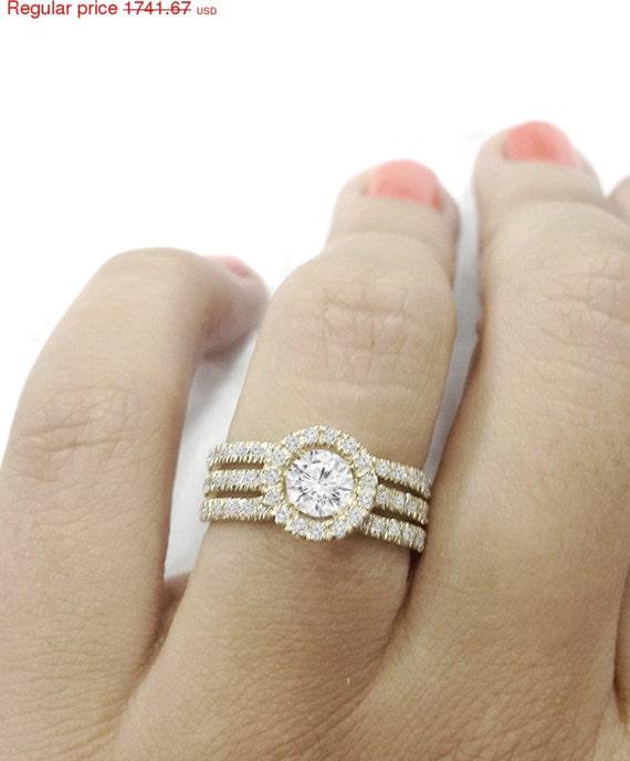 Valentines SALE Unique Diamonds Engagement By