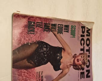 september 1962 motion picture magazine