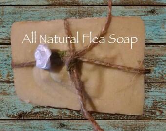 Flea Soap that REALLY works Goat Milk & Neem oil