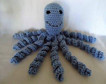 Octopus Handmade Crochet Color Variety